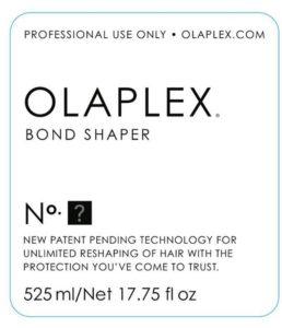 olaplex bond shaper