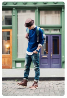 mannen outfit 7