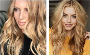 Honing blond trend