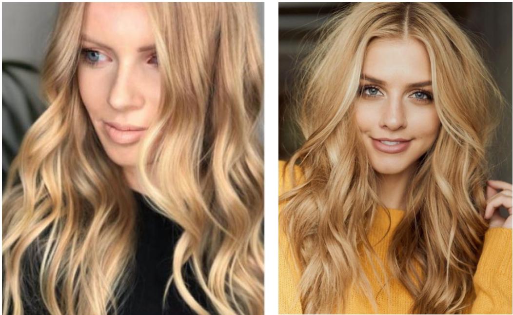 Magnifiek Honing blond trend – Haarvisie &GP64