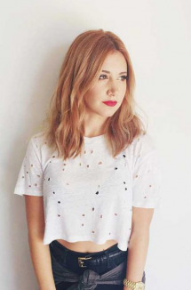 strawberry blond 9