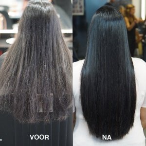Hairextensions, Hairextensions laten zetten
