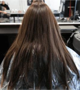 hairextensions laten zetten