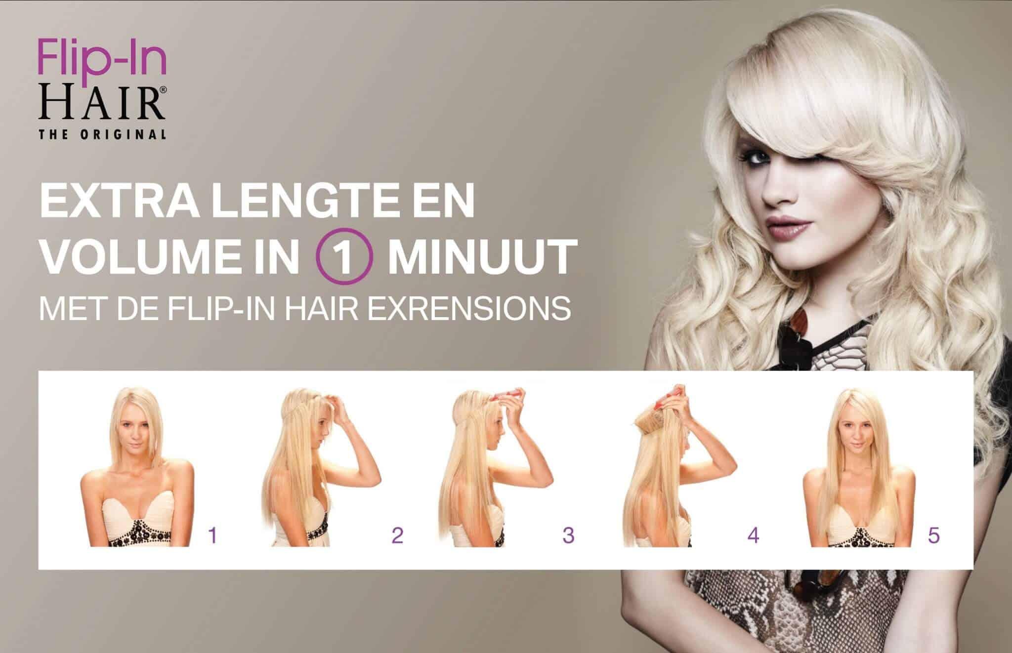 kapsalon Den Haag, great lenghts extensions, haar verven, haar kleuren, Dante Couture flip in hair