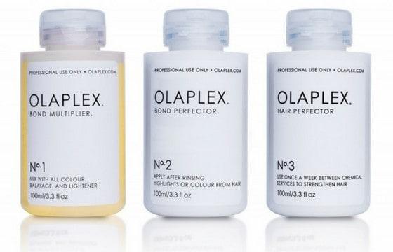 Olaplex behandeling, Olapex herstelbehandeling