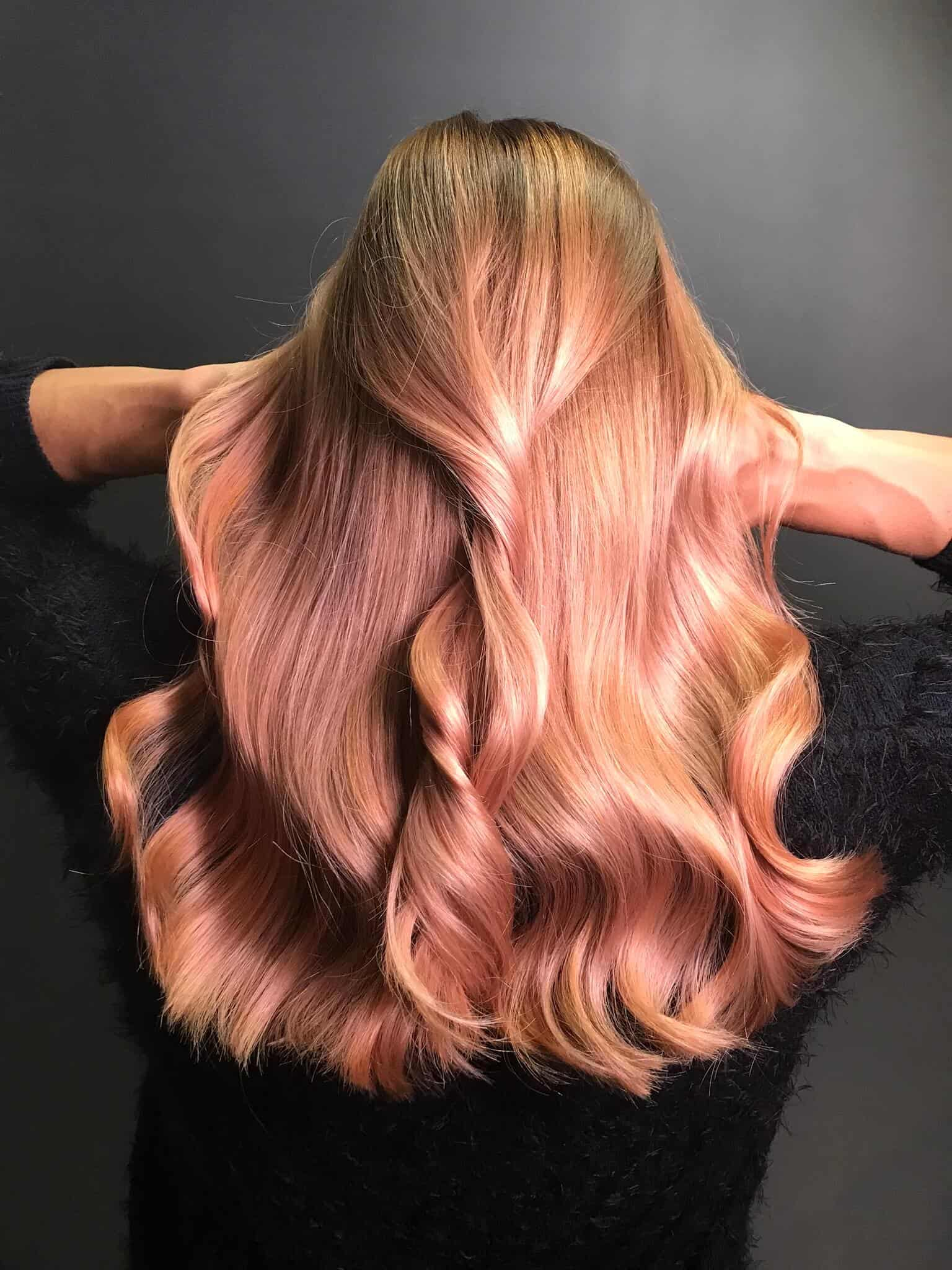 balayage haarkleuring haarvisie, Wat is balayage?
