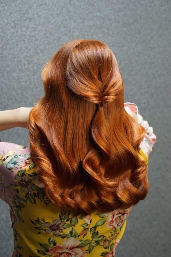 Haarverzorging, hairstyling, haar verven, haar kleuren