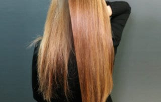 haar extensions, hairextensions laten zetten, extension laten zetten