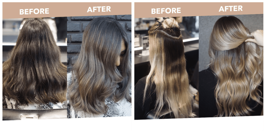 Hairextensions by Haarvisie